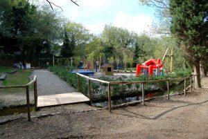 Parco divertimento per bimbi - escursioni a cavallo eco parco